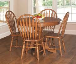 Amish Oak Dining Room Furniture Amish Dining Table And Chairs Chairdsgn Com