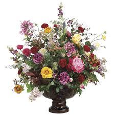Floral Arrangements Centerpieces Flower Arrangements Centerpieces Huge Silk Flower Centerpiece