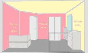 peindre chambre 2 couleurs comment repeindre une peindre un mur de maison en 2 couleurs