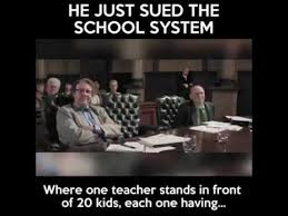 School Today Meme - the school of today is the same that 150 years ago youtube