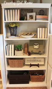 Bookshelves Decorating Ideas by 55 Best Staging A Bookcase Images On Pinterest Home Bookshelf