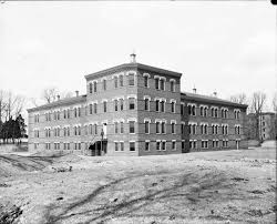 architecture of an asylum st elizabeths 1852 2017 at the