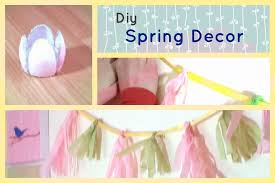 spring diys diy spring decor cute spring projects youtube