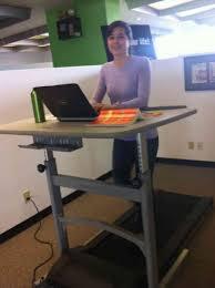 Standing Treadmill Desk by Stuff We Love The Lifespan Treadmill Desk Sparkpeople
