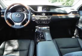 lexus es interior 2014 lexus es 300h interior review u2013 aaron on autos