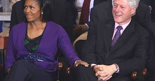 Bill Clinton Meme - steady touching bill clinton s knee michelle obama he s got