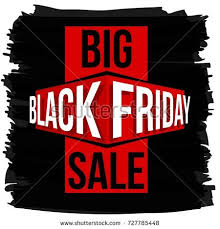 black friday sale signs set black friday sale posters special stock vector 512621068
