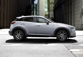 mazda suv models 2016 mazda cx 3 is a crispy looking small cuv 50 photos u0026 video