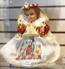 dressing baby jesus dia de la candelaria in oaxaca mexico