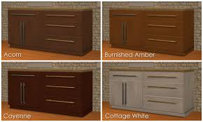 mod the sims kitchen basic cabinetry recolors