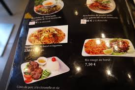 cuisiner une pot馥 以身嗜法 法國迷航的瞬間j hallucine 蒙馬特越南小食堂 an