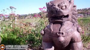 shishi statue foo dog statues shishi guardian lions sculpture