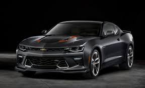 10 Things You Probably Didn U0027t Know About The Chevy Camaro Maxim