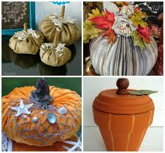 Fun Diy Home Decor Ideas by Pumpkin Decorating Ideas And My Curated Pumpkin Roundup H20bungalow