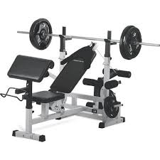 Multi Gym Bench Press Image Pro 2 Multi Function Bench Review
