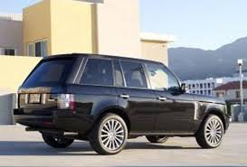 matte black range rover price 2011 range rover supercharged an suv fit for royalty