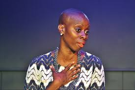 dancer dwana smallwood talks to youth about empowerment