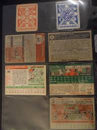 bdj610 u0027s topps baseball card blog a unique 40th birthday present