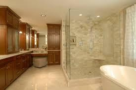 Tiled Bathrooms Ideas Tile Bathroom Shower Design Ideas Within Popular Bathroom Tile