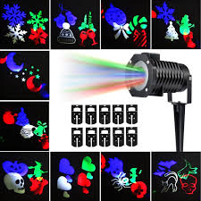Led Snowflake Lights Outdoor by Amazon Com Party Projection Lights Led Projector Light Kohree