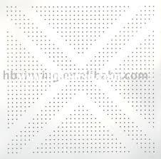 Perforated Gypsum Ceiling Tiles Gallery Tile Flooring Design Ideas