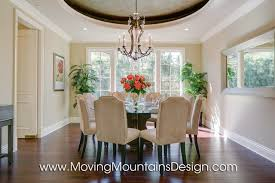 Tuscan Style Dining Room Furniture by Tuscan Style Builder Home Staging Traditional Dining Room