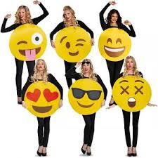 emoji costume emoji costume emoticon smiley fancy dress