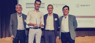 chambre de commerce barcelone immfly remporte le prix entrepreneur tech 2017 de la cci française à