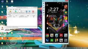 project android screen to pc mirror android phone screen on pc via usb no root