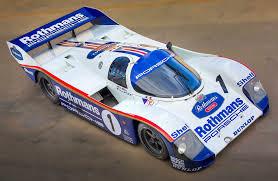 rothmans porsche 911 the best racecar ever porsche 962
