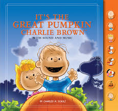 it s the great pumpkin brown with sound and