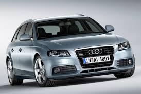 2010 Audi Wagon 2009 Audi A4 Revitalizing Audi Brand