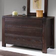 meuble commode chambre achetez français avec cette commode en pin massif teinte wengé