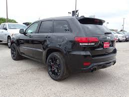 2017 jeep grand cherokee custom new 2017 jeep grand cherokee srt sport utility in victoria