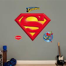 fathead superman logo walmart com