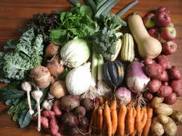 Winter Root Vegetables List - living according to the winter season with chinese medicine