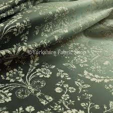 freedom printed velvet fabric collection damask pattern grey