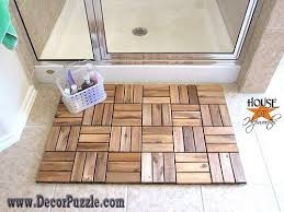 Modern Bathroom Rugs Designer Bathroom Rugs And Mats