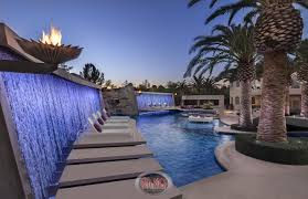 Swimming Pools Designs by Red Rock Contractors Provide Luxury Pool Design U0026 Construction And