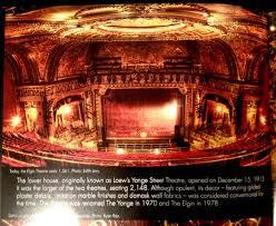 elgin theatre edith levy photography