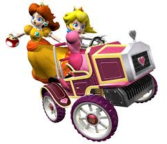 princess peach mario kart double dash wiki fandom powered