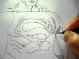 drawing superman youtube