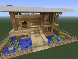 15 minecraft modern house design blueprints modern house designs