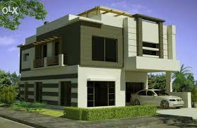 Home Design Double Story Double Story House Designs In Pakistan House Interior