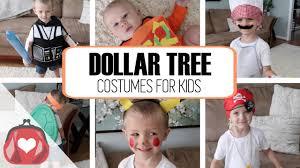 dollar tree halloween costumes for kids 2016 youtube