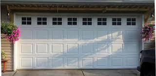 Davison Overhead Door Set Of Vinyl Decals To Look Like Garage Door Windows Get The Look
