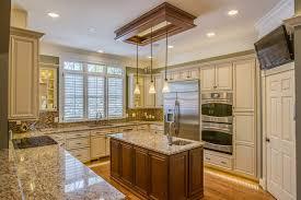 wood kitchen islands 50 gorgeous kitchen designs with islands designing idea