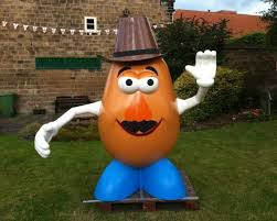 mr potato banned from belper station news
