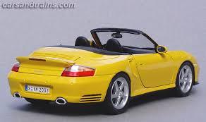 1999 porsche 911 turbo diecast king maisto porsche 996 turbo cabriolet yellow