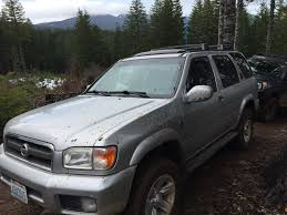 lifted nissan pathfinder my 2003 nissan pathfinder se build overland bound community